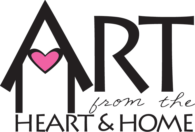 Art from the Heart and Home Logo