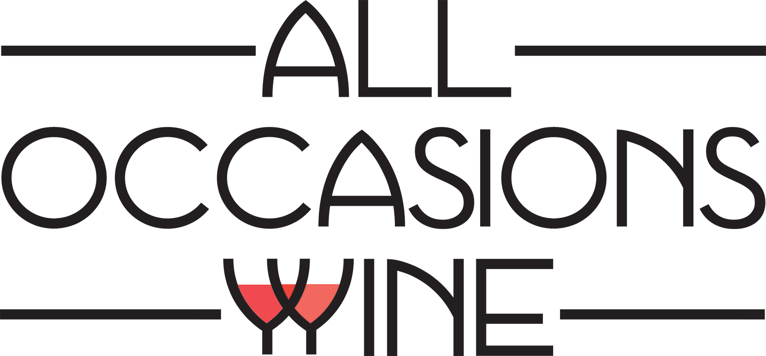 All Occasions Wine Logo