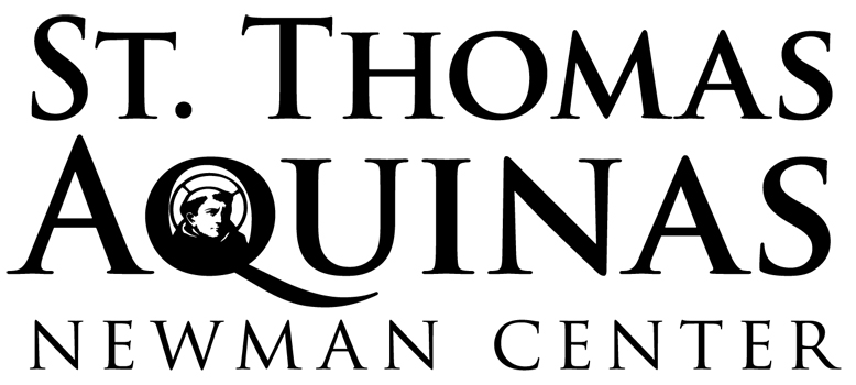 St. Thomas Aquinas Newman Center Logo