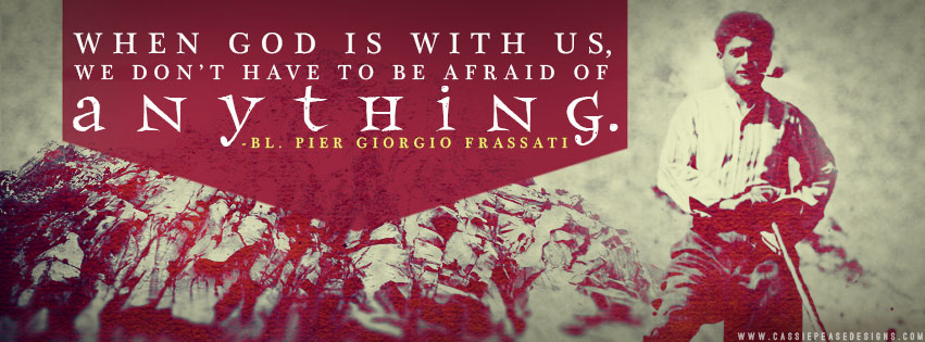 Bl. Pier Giorgio Frassati (red) Coverphoto