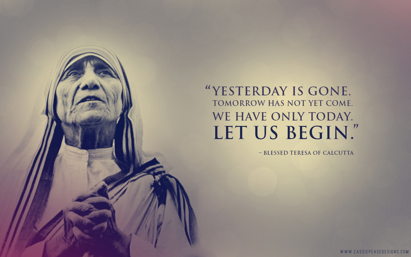 Pics Photos - Mother Teresa Thoughts Image Wallpapers