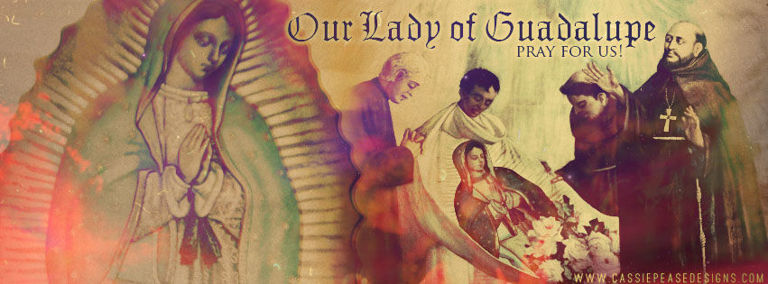 Our Lady of Guadalupe Coverphoto