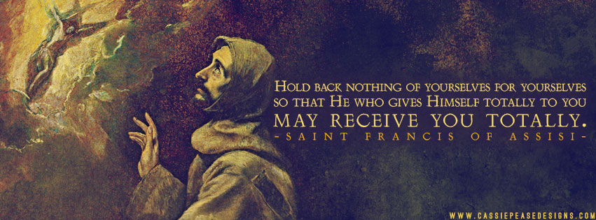 Saint Francis Coverphoto