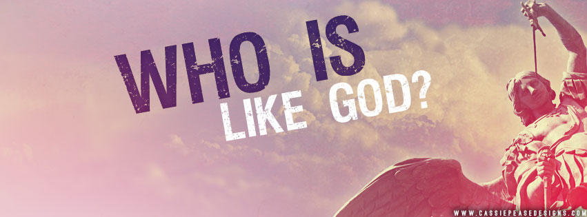 "St. Michael ""Who Is Like God"" Coverphoto"