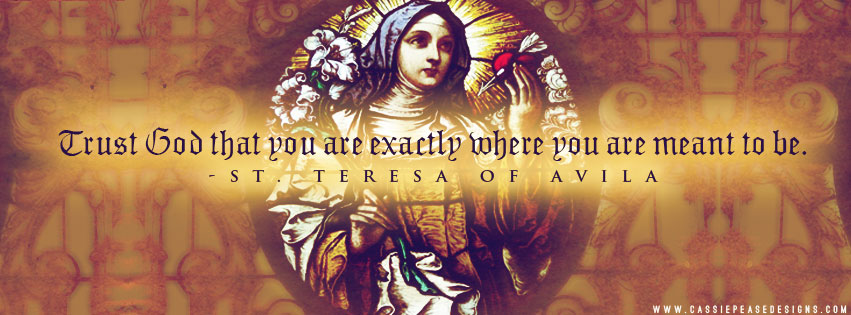 St. Teresa of Avila Coverphoto