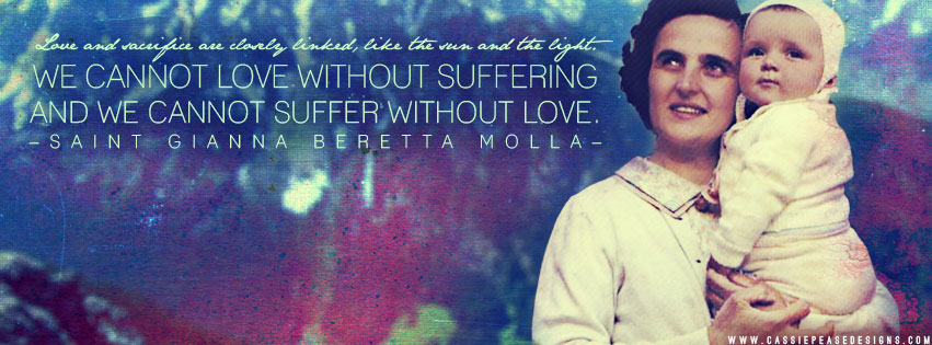 St. Gianna Molla Coverphoto