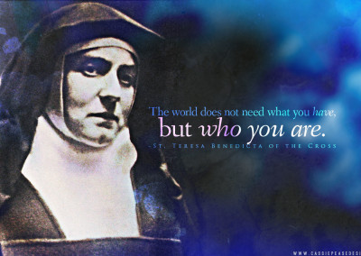 St. Teresa Benedicta of the Cross (Edith Stein) Desktop Wallpaper