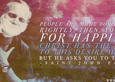 Young JPII Coverphoto