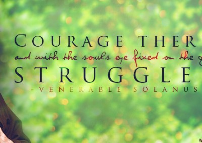 Venerable Solanus Casey Coverphoto