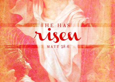 He Has Risen Mobile Wallpaper