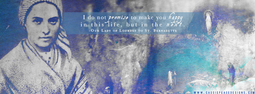 St. Bernadette Coverphoto
