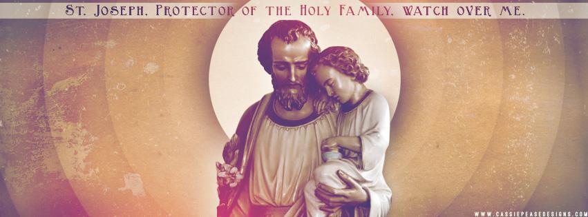 Saint Joseph Protector Coverphoto