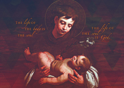 St. Anthony Desktop Wallpaper