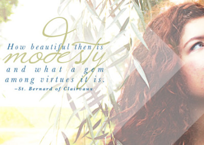 Beauty in Modesty Coverphoto