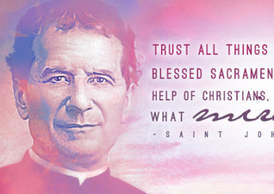 St. John Bosco Coverphoto