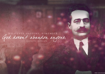 St. Giuseppe Moscati Desktop Wallpaper