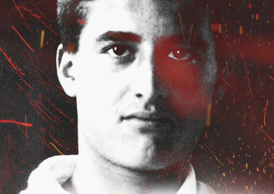 "Bl. Pier Giorgio Frassati ""Flame of Faith"" Mobile Wallpaper"