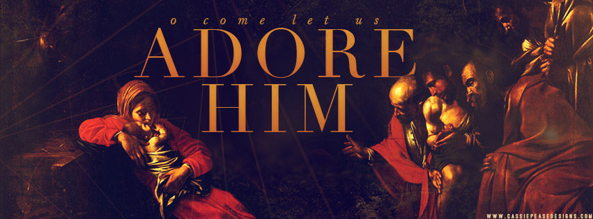Adore Him Coverphoto