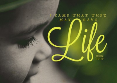 Have LIFE – ProLife – Mobile Wallpaper