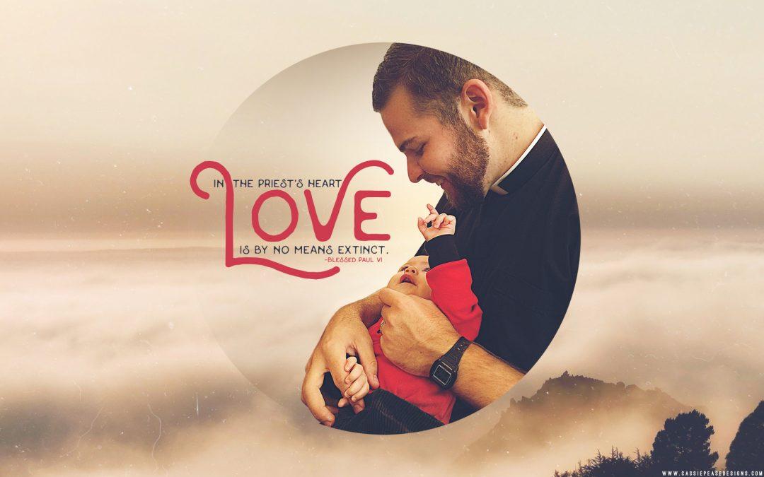 Spiritual Fatherhood Desktop Wallpaper