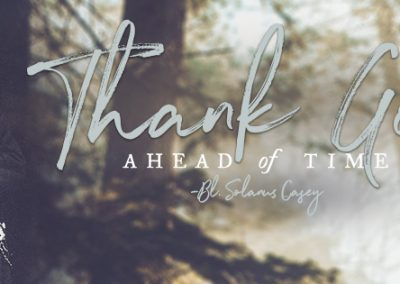 "Bl. Solanus Casey ""Thank God"" Coverphoto"